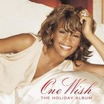 one wish - the holiday album - whitney houston
