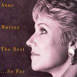 anne murray - the best...so far - anne murray