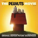 the peanuts movie ost - v.a