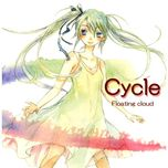cycle - floating cloud, hatsune miku append