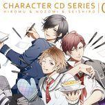 boyfriend (kari) character cd series (vol. 8) - takuma terashima, irino miyu, suwabe junichi