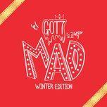 mad (winter edition) - got7