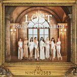 lost (mini album) - nine muses
