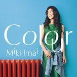colour - miki imai