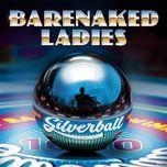 get back up (single) - barenaked ladies