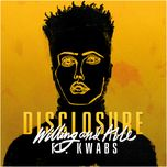 willing & able (single) - disclosure, kwabs