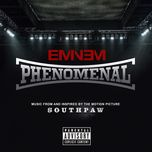 phenomenal (single) - eminem