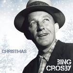 christmas - bing crosby