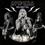 why don't you (single)  - spiders