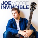 invincible (single) - joe moore