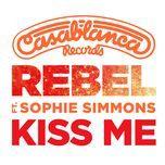 kiss me (single) - rebel