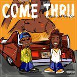 come thru (clean version) (single) - jacquees, rich homie quan