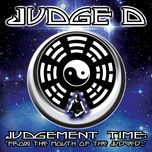 judgement time: from the mouth of the judged... - judge d
