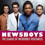 the league of incredible vegetables (single) - newsboys