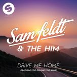 drive you home (single)  - sam feldt, the him, the donnies the amys