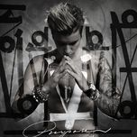 love yourself (single) - justin bieber