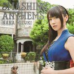 smashing anthems - nana mizuki