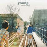 young (mini album) - standing egg