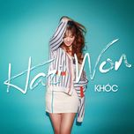 khoc (single) - hari won