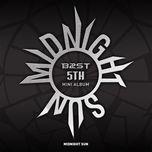 midnight sun (mini album) - beast,