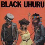 red - black uhuru