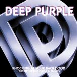 knocking at your back door - the best of deep purple in 80s - deep purple