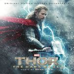 thor: the dark world - brian tyler