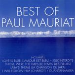 best of - paul mauriat