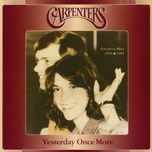 yesterday once more-greatest hits 1969-1983 - the carpenters