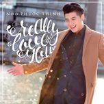 really love you (single) - noo phuoc thinh