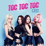 toc toc toc (single) - lime