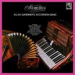 memories - allan gardiner and his accordion band
