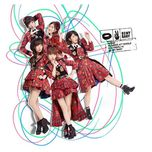 in lips, be my baby (single) - akb48