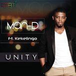 unity (single)  - man d, kekelingo