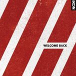 Welcome Back (Japanese Album) - iKON