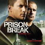 prison break: seasons 3 & 4 (original television score) - ramin djawadi