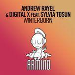 winterburn (single) - andrew rayel, digital x, sylvia tosun