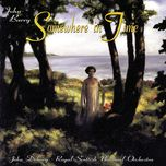 somewhere in time - john barry, royal scottish national orchestra, john debney
