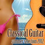 classical guitar summer selection 2012 - v.a