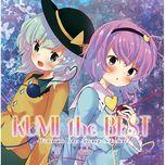 kumi the best wotamin's toho arrange selection - wotamin
