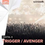 trigger / avenger (ep) - digital x