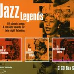 jazz legends - our favourite things / a touch of romance / the wee small house - v.a
