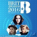 2016 brit awards winners list (ket qua brit awards 2016) - v.a