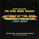 the star wars trilogy: return of the jedi / the empire strikes back / star wars (music from the motion picture) - john williams, varujan kojian, the utah symphony orchestra