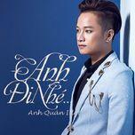Anh Đi Nhé (Single)