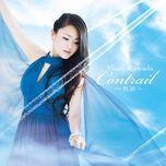 contrail - wagon tracks (single) - mami kawada