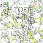 one me two hearts (single) - hitorie