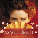 as you like it (music from the hbo film) - patrick doyle