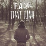 f.a va that tinh (vol. 11) - v.a