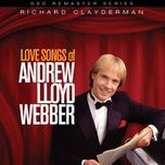 love songs of andrew lloyd webber - richard clayderman